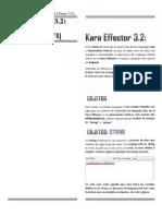 Kara Effector [Tomo 06]