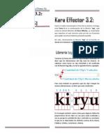 Kara Effector [Tomo 10]