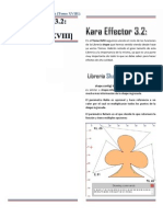 Kara Effector [Tomo 18]