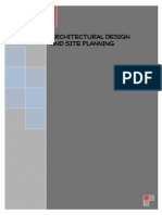 Architectural Design and Site Planning Reviewer