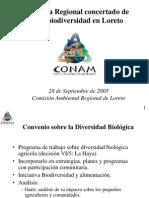 Agrobiodiversidad CONAM