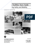 Pedestrian Facilities Users Guide - Providing Safety and Mobility