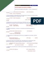 Curso - Ejercicios de Repaso de Asientos Contables - Curso de Contabilidad Basico