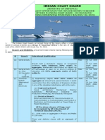 Indian Coast Guard Posts