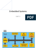 Embedded Systems Unit 3