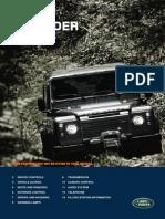 Manual Land Rover