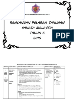Rpt Kbsr Bahasa Melayu t6