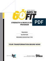 60 Days to Fit Program