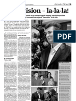 Pavel Turcu Jurnal de Chisinau