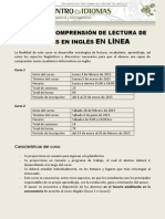 Curso Comprension Lectura Linea