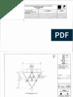 2013-3289!62!0104_Rev.0_Jacket Horizontal Framing Plan at CL EL.(-) 30000