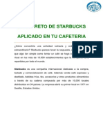El Secreto de Starbucks en Tu Cafeteria
