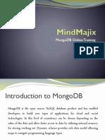 Mongodb Online Training