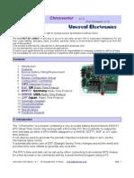 Chronvertor User Manual v2.1