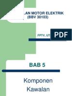 BAB 5 Komponen Kawalan