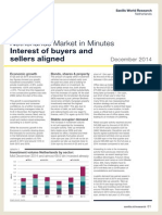 Savills Market in minutes (Dec. 2014)