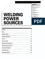 Welding Power Sources