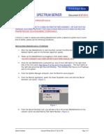 SP-0014 Replacing a MediaDirector