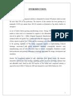 Final Project Report on Hundai