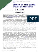 Marxismo - Lênin - V. I