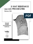 Earthmat Resistance ProcedureCHAP-08