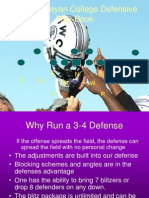 IWC 3-4 Defensive Playbook