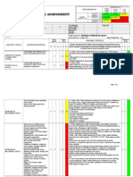 Risk Assessment No. 41 WORKING IN MACHINERY SPACE Rev. 02 20.doc