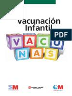 Folleto Calendario Vacunas 2014