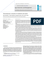 Energy Conversion and Management Volume 51 Issue 5 2010 [Doi 10.1016%2Fj.enconman.2009.12.016] Nico Woudstra; Theo Woudstra; Armando Pirone; Teus Van Der Stelt -- Thermodynamic Evaluation of Combined Cycle Plants