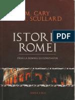 Istoria Romei Pana La Constantin
