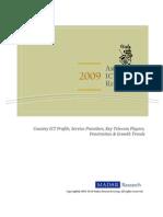 Arab ICT Use Report 2009