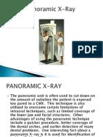 X- Gen - Pano Block 11 - Unit 2 Dental Panoramic X-Ray
