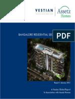 Assetz Residential Report-Jan 2012 Ver 1