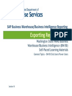 Section 10 b Wbi Exporting Report Results