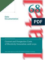 Data Documentation Power Plants