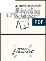 Viznotes101 Sketchnoting Techniques