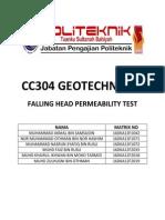 CC304 GEOTECHNICS 8