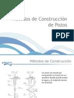 Métodos de Construcción de Pozos