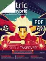 Electric & Hybrid Vehicle Technology International - January 2015