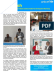 UNICEF-Eritrea hosts the first national Communication for Development Workshop 26 December 2014