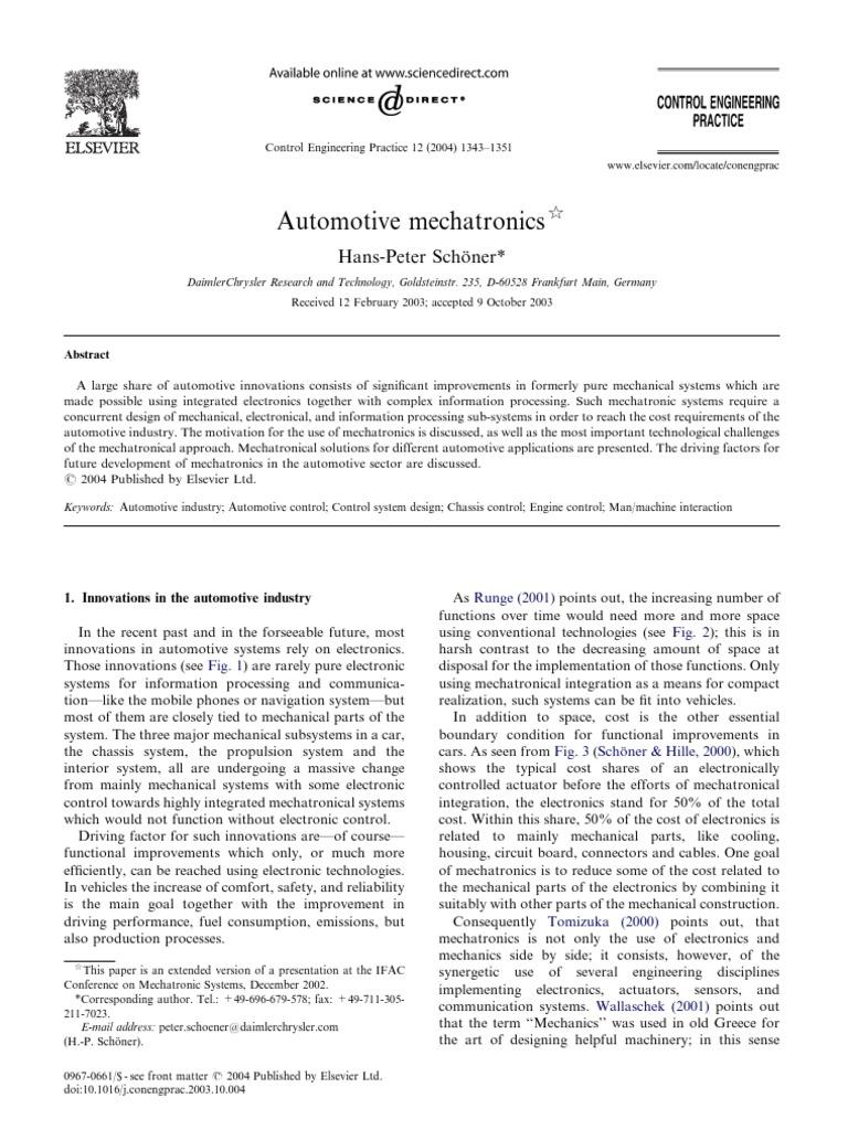 mechatronics fans cross reference
