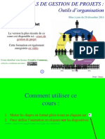 Outils Organisation Projet