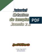 Creation de Template Joomla