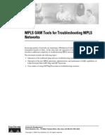 Cisco MPLS Management