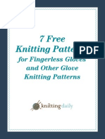 7 Free Glove Patterns Freemium