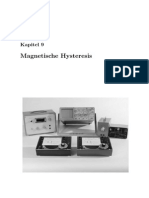 Magnetische Hysteresis