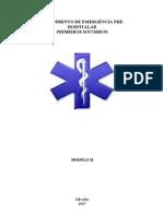 ATENDIMENTO DE EMERGÊNCIA MODULO II atualizado