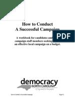 A Successful Campaign