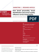 e-article brand equity congent