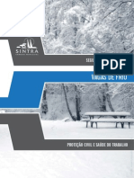 Serviço Municipal de Protecção Civil de Sintra - Vagas de Frio